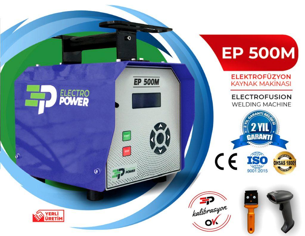 elektrofüzyon electropower